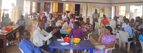 FETHA Basic Lassa Fever IPC Trainees