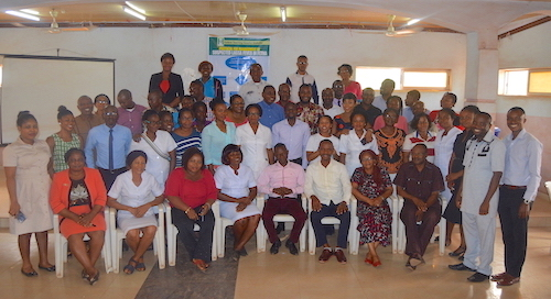 FETHA Ebonyi Lassa Fever IPC Training Group Picture