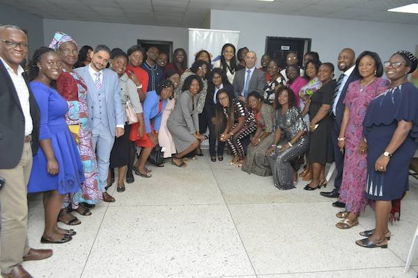 Nigerian Society for Infection Control 2019 pre-conference session attendees