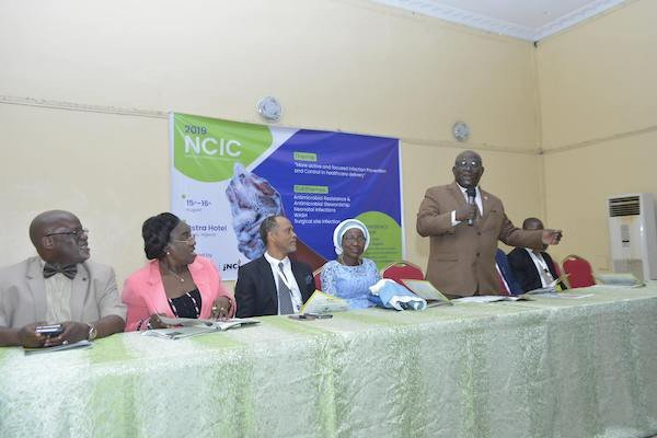 Keynote speakers at the National Conference on Infection Control