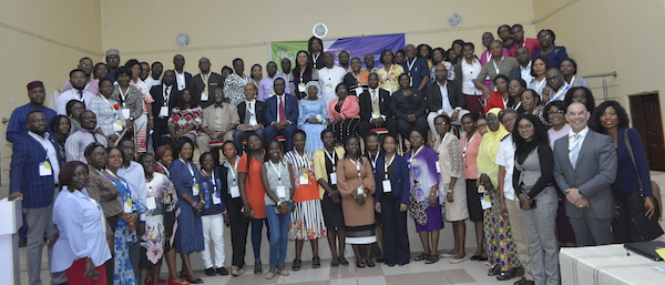 Nigerian Society for Infection Control 2019 Conference Attendees