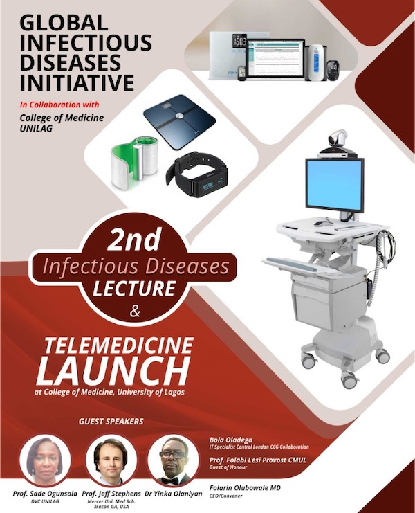 Exploring New Developments for Top Infectious Diseases GIDI Lecture 2019