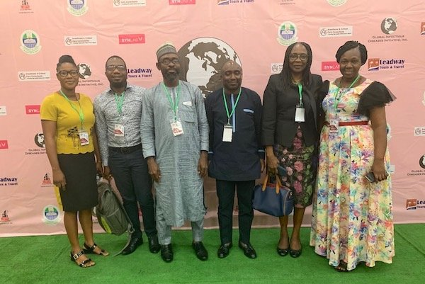 Exploring New Developments for Top Infectious Diseases GIDI Lecture 2019 Representatives of LSMOH, CMUL