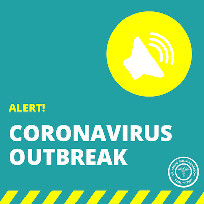 Coronavirus from China: Outbreak Alert