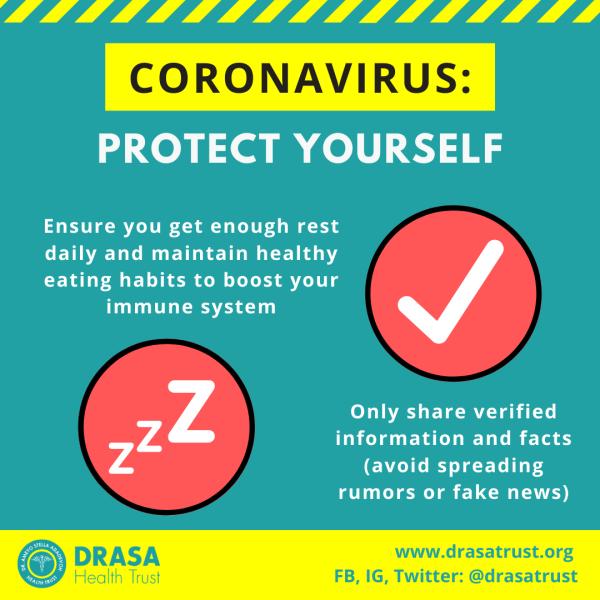 Coronavirus Tips 2