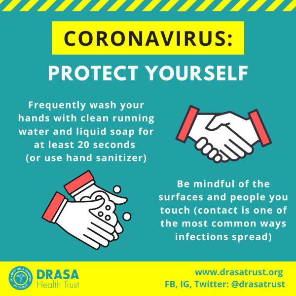 Coronavirus Tips 3