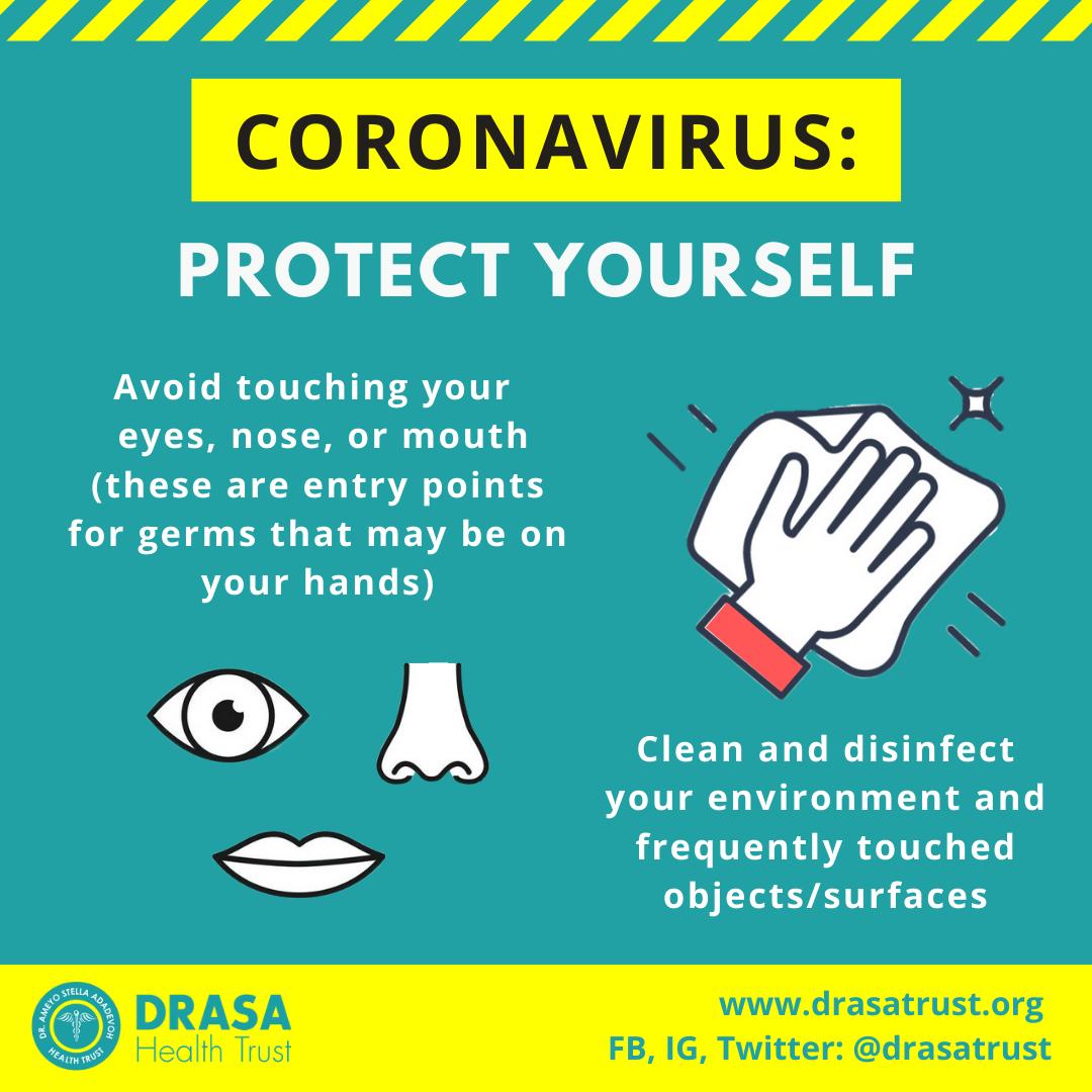 Coronavirus First Case In China: First Coronavirus Case In Nigeria Confirmed