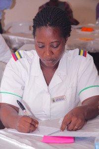 Mainland Hospital Infectious Disease Hospital Yaba IPC Training February 2020