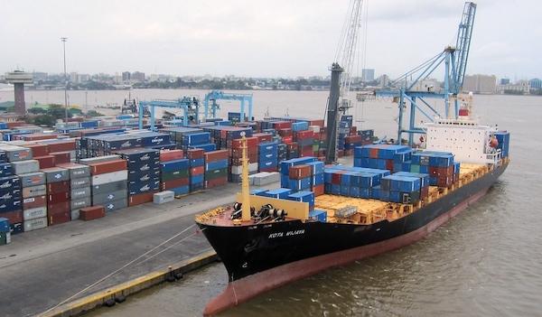 Apapa Seaport: largest seaport in Nigeria