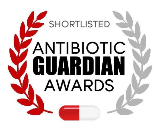Antibiotic Guardian Awards 2020 Shortlisted