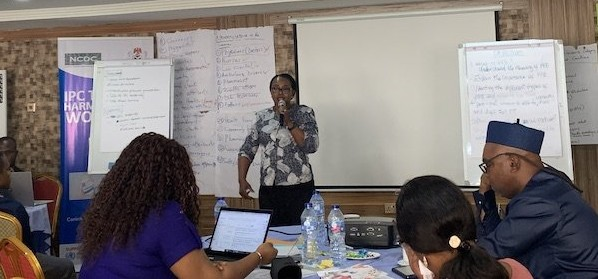 Mrs. Elsie Ilori, Head of the Surveillance and Epidemiology Department and Team Lead of the National Lassa Fever Working Group, NCDC