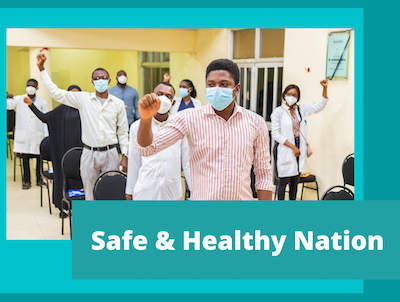 DRASA @ 5: Safe & Healthy Nation