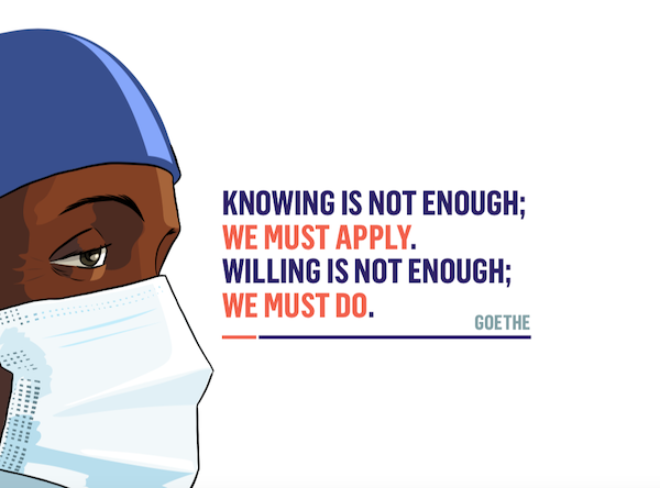 Protecting Healthcare Workers: A Need for Urgent Action Quote