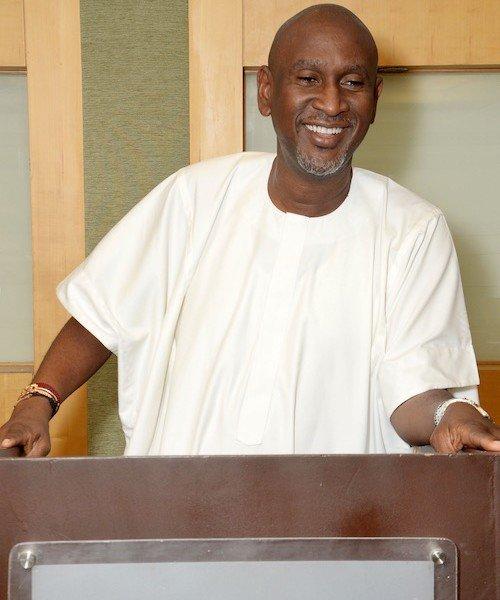 Mr. Akintoye Akindele (Chairman, Platform Capital)
