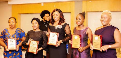 Social Impact Awardees: Mamamoni, DRASA Health Trust, Donors For Africa, Dolly Children Foundation and Truss Empowerment Foundation